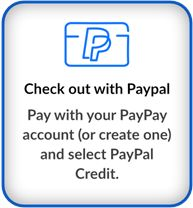 Checkout with PayPal