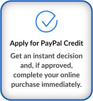 Apply for PayPal Credit