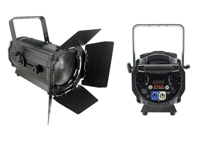 200w Warm White LED Fresnel<br>